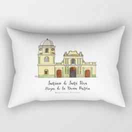 Divina Pastora Rectangular Pillow