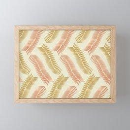 Pine Needles (Lush) Framed Mini Art Print