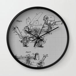 DREAM MACHINE Wall Clock