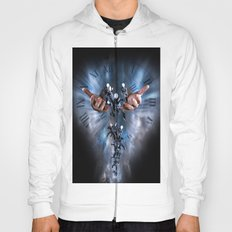 Time is running out. Hoody