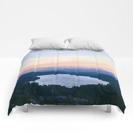 Donner Lake // California Comforters