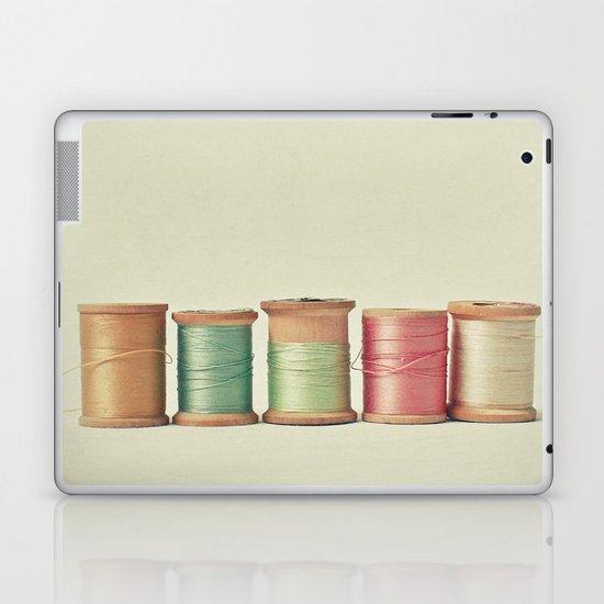 Five in a Row Laptop & iPad Skin