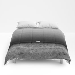Sunset in Grayscale... Comforters