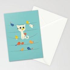 Birdwatching Stationery Cards