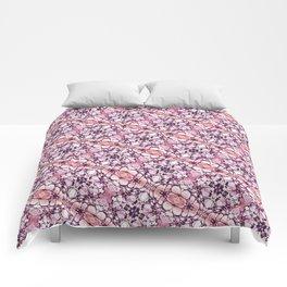 30 degree pink & purple Comforters
