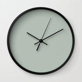 Color Ash Wall Clock
