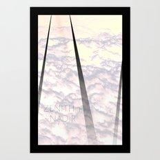 Z+N 3 Art Print