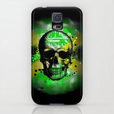 Jamaica circuit Skull. Galaxy S5 Slim Case