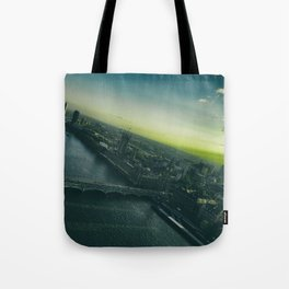 Sunset, in London Tote Bag