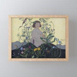 Franz Wacik, In the evening, 1913 Framed Mini Art Print