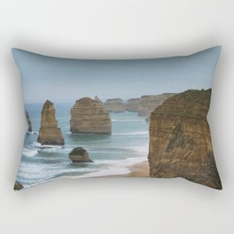 The great ocean road Rectangular Pillow