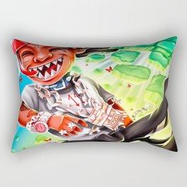 Trippie Redd Rectangular Pillow