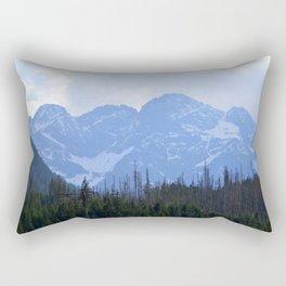 Tatry in May Rectangular Pillow