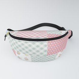 Beautiful Patch 5 Fanny Pack