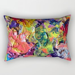 The Pandemonium Rectangular Pillow