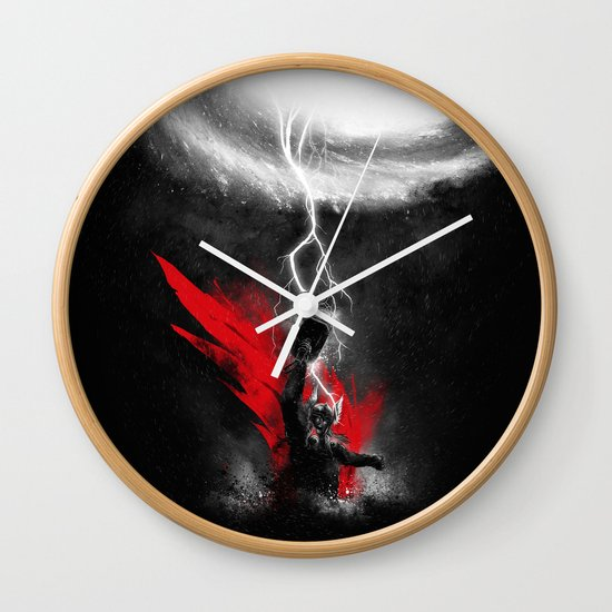 The Mightiest Wall Clock