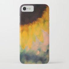 Sunflower I (mini series) iPhone 7 Slim Case