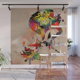 Illustration Wall Mural