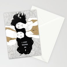 Missing Pieces (My Valentine) Stationery Cards