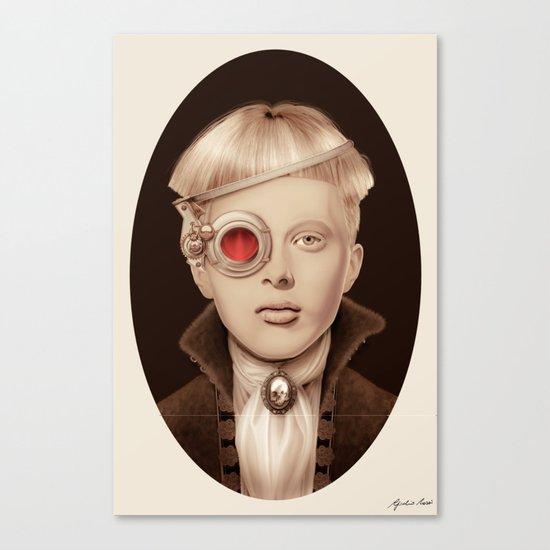 """""""Steampunk"""" Canvas Print"""