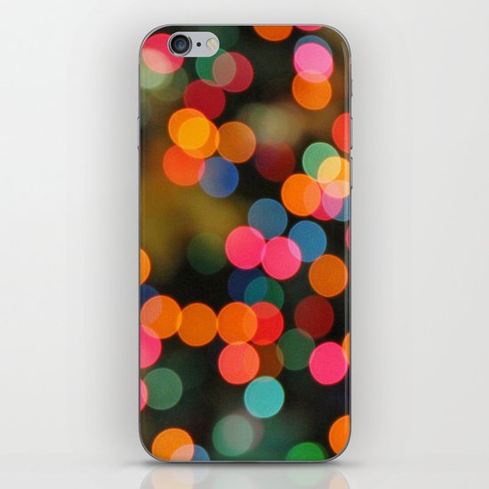 Just happy thoughts today... iPhone & iPod Skin