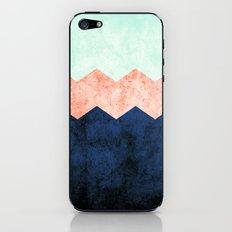 triple chevron (2) iPhone & iPod Skin