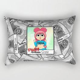 Plus Size Rectangular Pillow