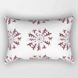 The Magic Circle of The Butterflies Rectangular Pillow