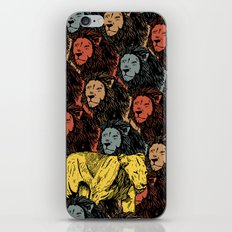 Busting the myths of feminism iPhone & iPod Skin