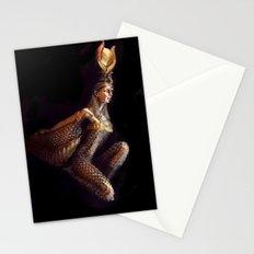 Goddess Isis Stationery Cards
