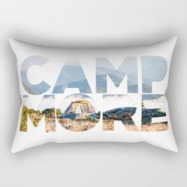 Camp More Rectangular Pillow