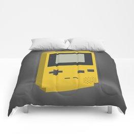 Game Boy Color Portrait Comforters
