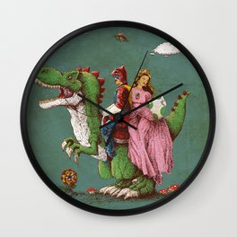 historical reconstitution Wall Clock