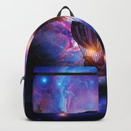 Space trip. Backpack