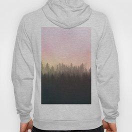 Foggy woods Hoody