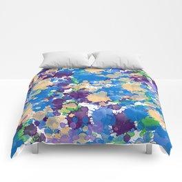 Abstract XXI Comforters
