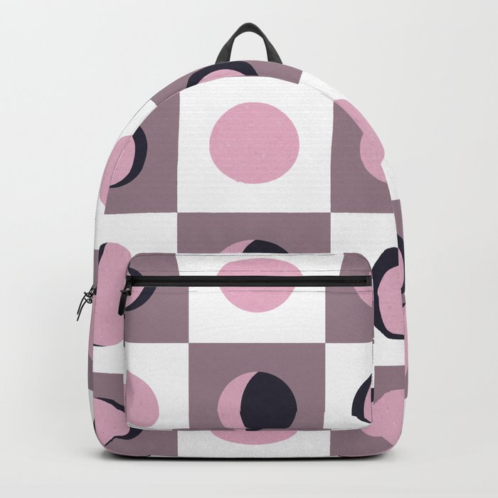 Blush Moon Cycle Backpack