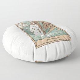 The Venus Floor Pillow