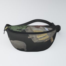 Election Results Fanny Pack