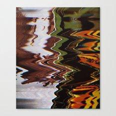 Love Scan 02 Canvas Print