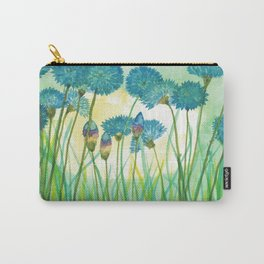 May your cornflowers never fade Carry-All Pouch