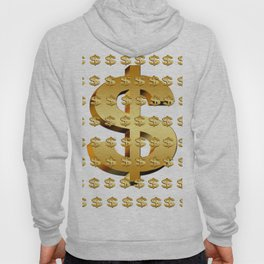 dollar money gold finance Hoody