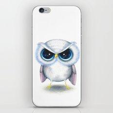 Grumpy Owl  iPhone & iPod Skin