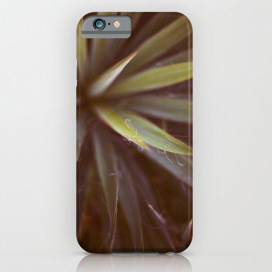 Yucca #1 iPhone & iPod Case