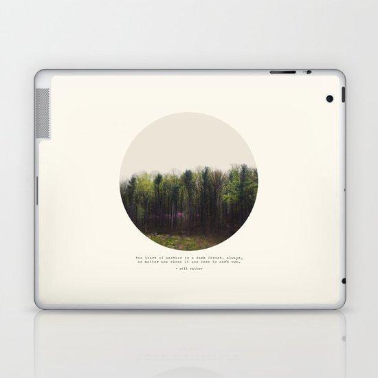 Dark Forest Laptop & iPad Skin