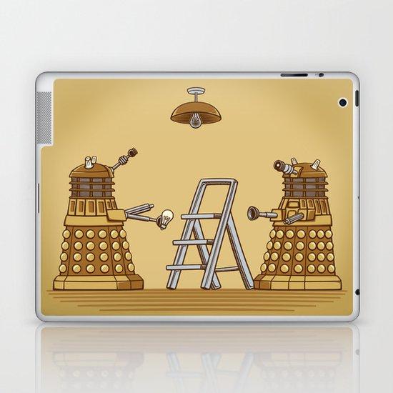 Dalek DIY Laptop & iPad Skin