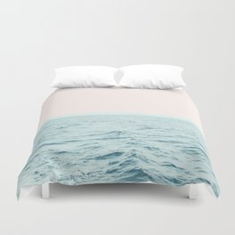 Sea Breeze #society6 #decor #style #tech Duvet Cover
