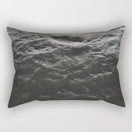 Water Texture Rectangular Pillow