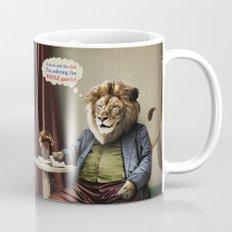 Hungry Lion Mug