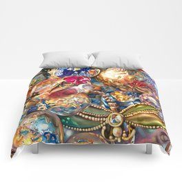 Ruby Liberty Dragonfly Comforters